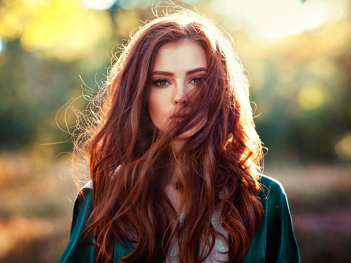 red head orland park il hair salon